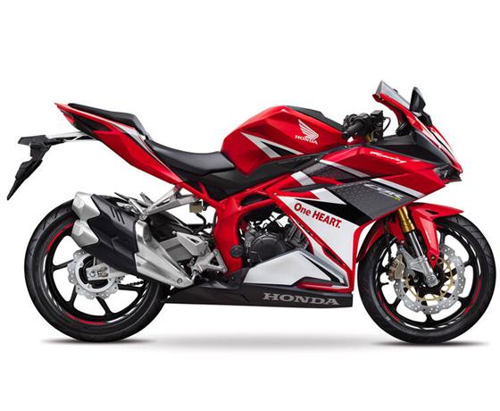 Harga honda CBR 250RR - STD Honda Racing Red Pangandaran