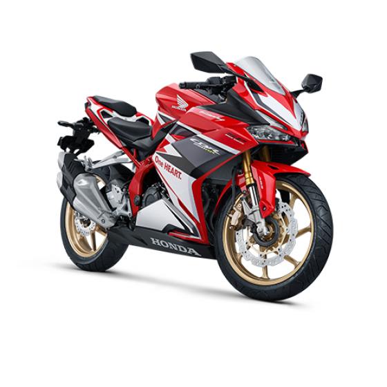 Harga Honda CBR 250RR - ABS Honda Racing Red Lahat