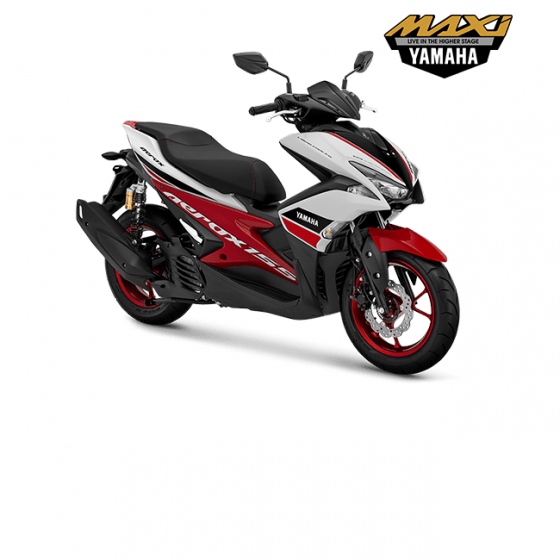 Harga Yamaha Aerox 155 VVA R Jambi