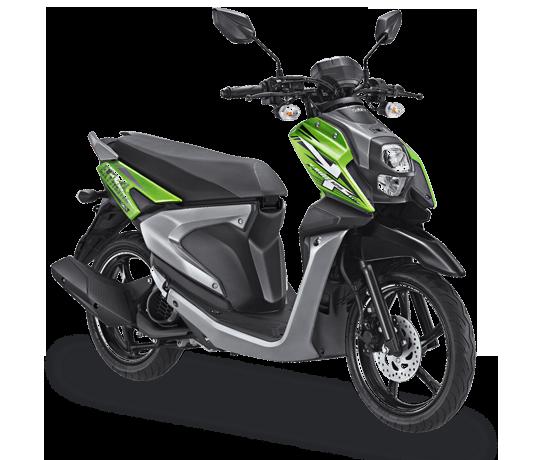 Harga Yamaha All New X-Ride 125 Palembang