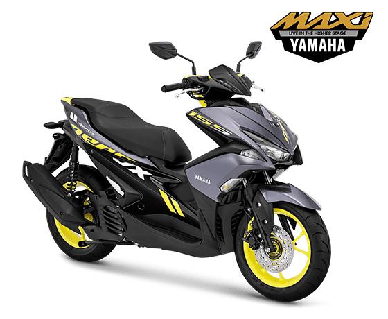 Harga Yamaha Aerox 155 VVA Jambi