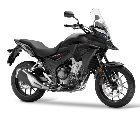Harga honda CB 500X Matt Gunpowder Black Metallic Pasuruan