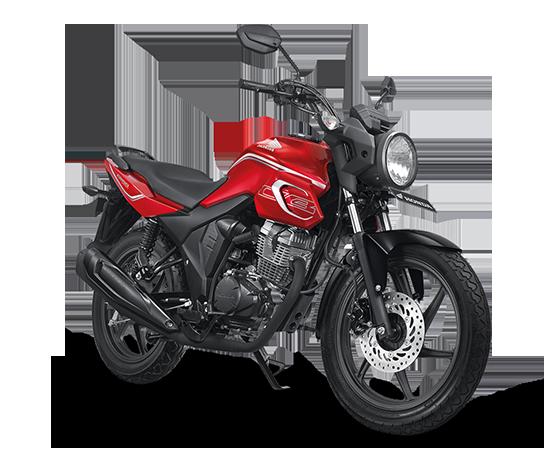 Harga Honda CB 150 Verza CW Red Kendari