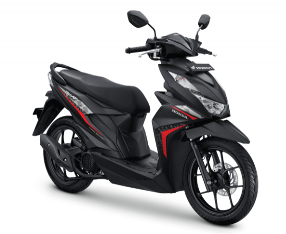 Harga Honda All New Beat CBS ISS Lahat