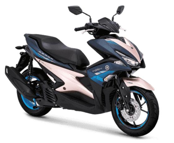 Harga Yamaha Aerox 155 VVA S Doxou Palembang