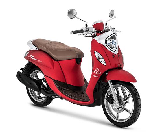 Harga Yamaha New Fino Grande 125 Blue Core Jambi
