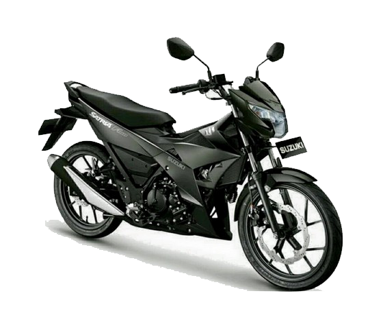 Harga suzuki All New Satria F150 Black Predator Jambi