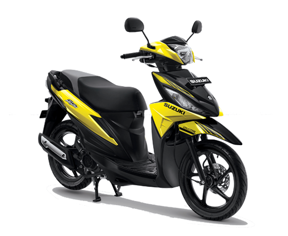 Harga suzuki Address Playful Banggailaut