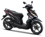 Honda Vario 110 CBS ISS Advanced Mataram