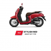 Honda Scoopy Stylish Blitar