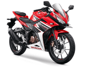 Honda CBR 150R Racing Red STD Asahan