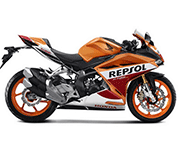 Harga Honda CBR250RR Repsol Kampar
