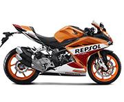 Honda CBR 250RR Repsol Sukabumi