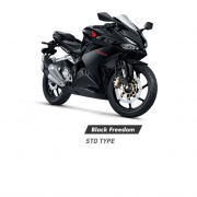 Honda CBR 250RR - STD Black Demak