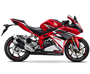 Harga Honda CBR 250RR - STD Honda Racing Red Lebak