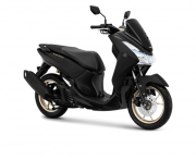 Yamaha Lexi S Bogor