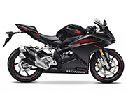 Honda CBR 250RR - ABS Black Demak