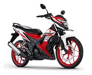 Harga Honda Sonic 150R New Racing Red Banjarmasin
