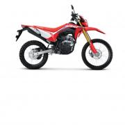 Harga Honda CRF150L – Extreme Red Kampar