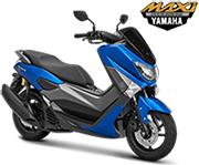 Harga Yamaha NMax 155 Buton Tengah