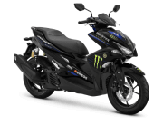 Yamaha Aerox 155 VVA R Monster Energy Yamaha MotoGP Padang