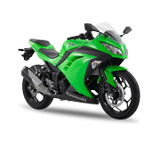 Kawasaki New Ninja 250 Bekasi
