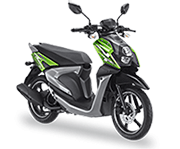 Yamaha All New X-Ride 125 Cilegon