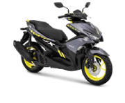 Harga Yamaha Aerox 155 VVA Buton Tengah