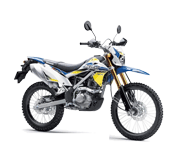 Harga Kawasaki KLX 150 BF Special Edition Extreme Tangerang