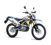 Kawasaki KLX 150 BF Special Edition Extreme Bekasi
