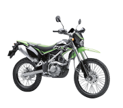 Kawasaki KLX 150BF Special Edition Bekasi