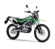Kawasaki KLX 150 BF Bekasi