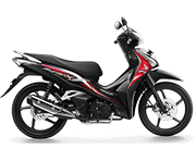 Honda Supra X Helm In Demak