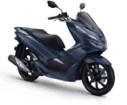 Honda PCX Hybrid Karawang
