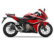 Harga Honda CBR500R Graphite Black Silver Stripe Kampar