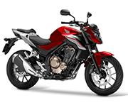 Harga Honda CB500F Candy Cromosphere Red Force Silver Metallic Blitar
