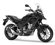 Harga Honda CB 500X Matt Gunpowder Black Metallic Bogor