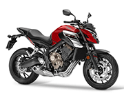Harga Honda CB650F Candy Cromosphere Red Kampar