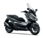 Harga Honda  Forza Silver Metallic Banjarmasin
