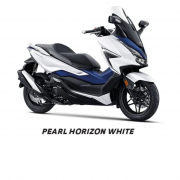 Honda Forza Pearl Horizon White Magelang