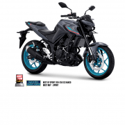 Yamaha MT-25 Banjarnegara
