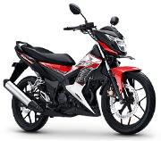 Harga Honda Sonic 150R Energetic Red Kampar