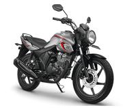 Honda CB 150 Verza CW Silver Tegal
