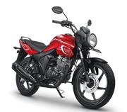 Harga Honda CB150 Verza CW Red Langkat