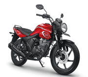 Honda CB 150 Verza CW Red Demak