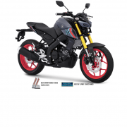 Yamaha MT 15 Padang