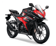 Harga Honda CBR 150 ABS Black Indragiri Hulu
