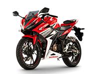 Harga Honda CBR 150 ABS Red Bogor
