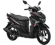 Yamaha All New Soul GT 125 Mataram