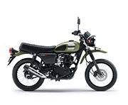 Kawasaki W175 TR SE Bekasi